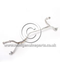 Exhaust Upper Left Bracket - Cooper S R53 - Jan 2004 on