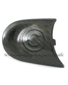 JCW Carbon Fibre Steering Wheel Cover - Left - R55/R56/R57/R60