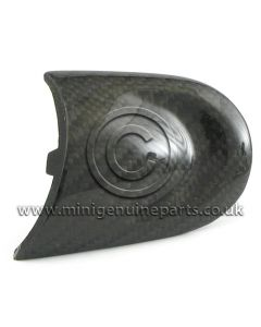 JCW Carbon Fibre Steering Wheel Cover - Right - R55/R56/R57/R60