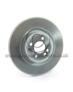 316mm x 22mm JCW Solid Front Brake Disc, each - Factory fit JCW - July 2008 on