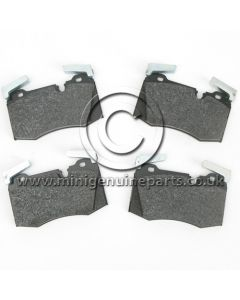 JCW Brembo Front Brake Pads - July 2008 on for 316mm Discs - R55/R56/R57
