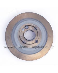 259mm x 10mm Rear Brake Disc - all models exc JCW from July 2006 on - R50/R52/R53/R55/R56/R57