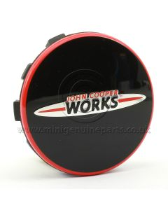 John Cooper Works Wheel Centre Cap - each - F56