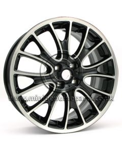 JCW Burnished R113 - 18 x 7 wheel only