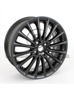 MINI R108 Anthracite Multispoke wheel 7x17, each