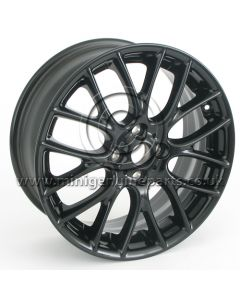 MINI R112 Gloss Black wheel - 17 x 7 wheel only