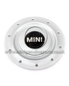 MINI Wheel Centre Cap for Silver R83 5 Spoke Wheel