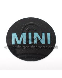 MINI Wheel Centre Cap Sticker - 50mm