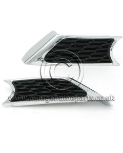 JCW Side Scuttle - pair - R55/R56/R57