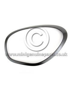 R60 Anthracite Headlamp Trim - LH