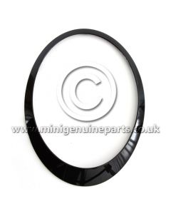R56 Blackline Headlight Ring - Left