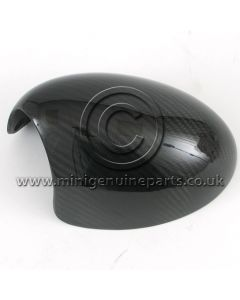 JCW Carbon Wing Mirror Cover R50/R53 - LHD/Euro - Left