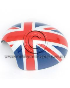 Union Jack Mirror Cover - LH - R55/R56/R57/R60