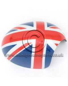 Union Jack Mirror Cover - RH - R55/R56/R57/R60