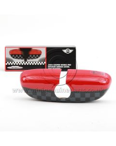 JCW PRO Interior Rear View Mirror Cover - F56