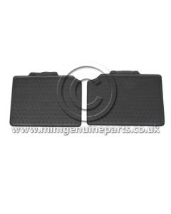 Countryman Rubber Rear Floor Mats