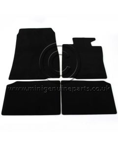Countryman Velour Mat set of 4