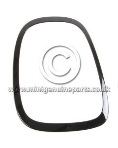 F56 Blackline Rear Tail Light Ring - Left