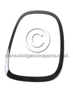 F56 Blackline Rear Tail Light Ring - Right