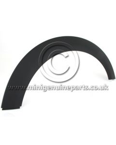 R56 Rear Left Wheel Arch Trim Extension