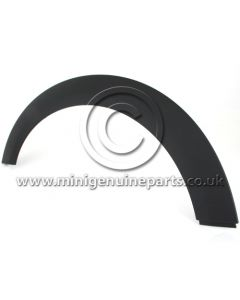 R56 Rear Right Wheel Arch Trim Extension