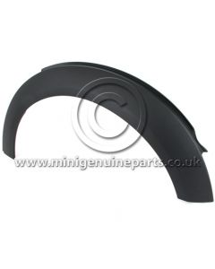 R56 Front Right Wheel Arch Trim Extension
