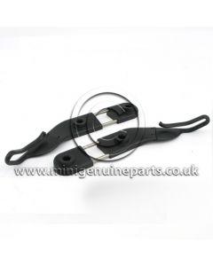 Seat belt holder - R55/R56/R57/R60
