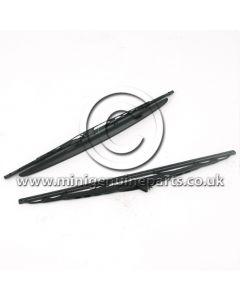 Front Wiper Blade Set - Standard Blades - all models 2001-2011