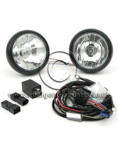 Black Spot Light Kit - R55/R56/R57/R60/F56