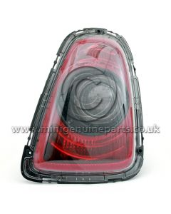 R56 Blackline Rear Lamp Assembly - Right