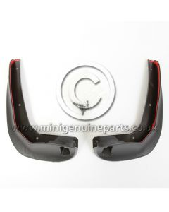 R60 Countryman Front Mudflaps