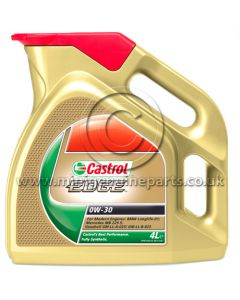 Castrol Edge 0W 30 Engine Oil - 4 Litre Bottle