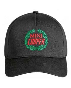 MINI Baseball Cap - Black