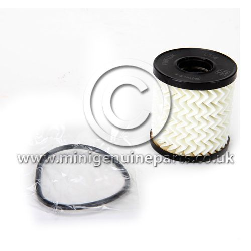 MINI oil filter and seal kit to fit R55 R56 R57 R60
