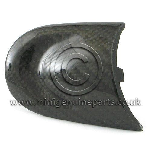 JCW Carbon Fibre Steering Wheel Cover - Left - R55/R56/R57/R60