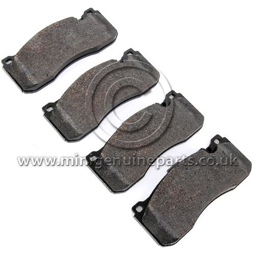 GP2 Brembo Front Brake Pads - for 6 Pot Calipers & 330mm Discs - R56