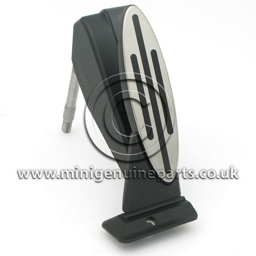 Accelerator Pedal - Stainless Steel - R55/R56/R57/R60/F56