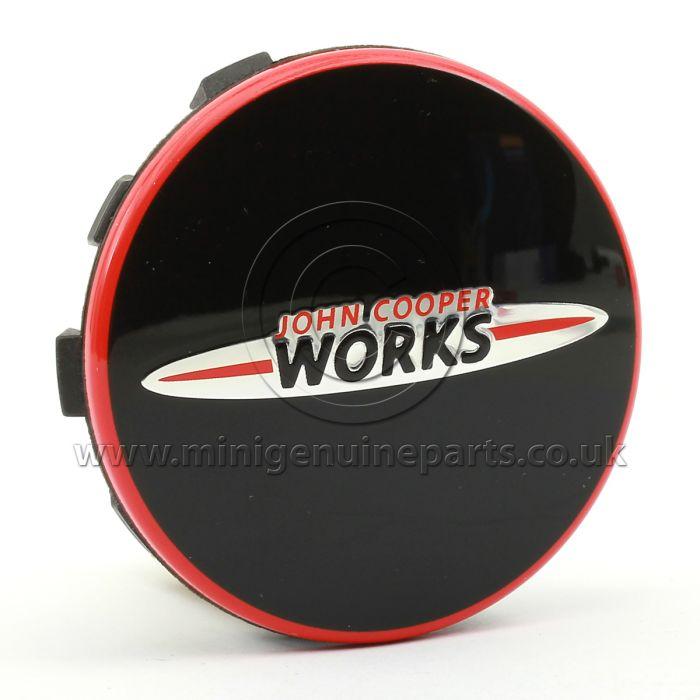 John Cooper Works Wheel Centre Cap - each - F56