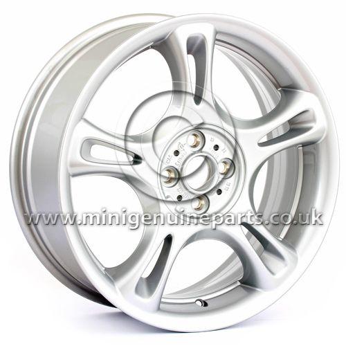 JCW R95 - 18 x 7 wheel only