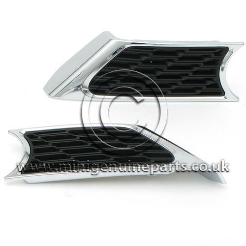 JCW Side Scuttle - pair - R55/R56/R57