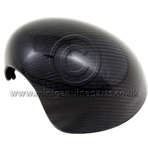 JCW Carbon Wing Mirror Cover LH RHD ONLY - F54/F55/F56