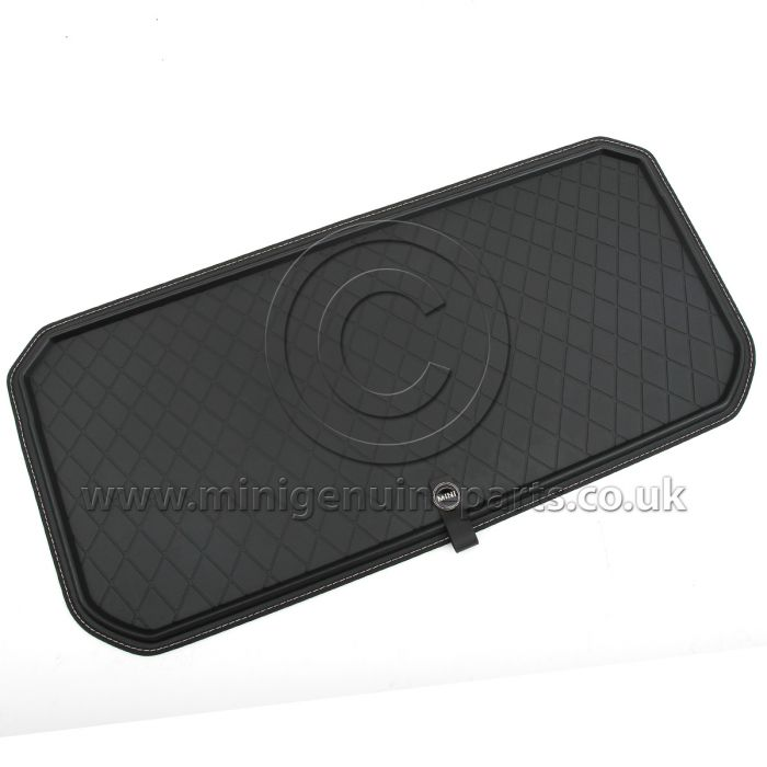 Fitted Luggage Compartment Mat Storage Compartment Package - F56