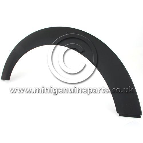 R56 Rear Right Wheel Arch Trim Extension