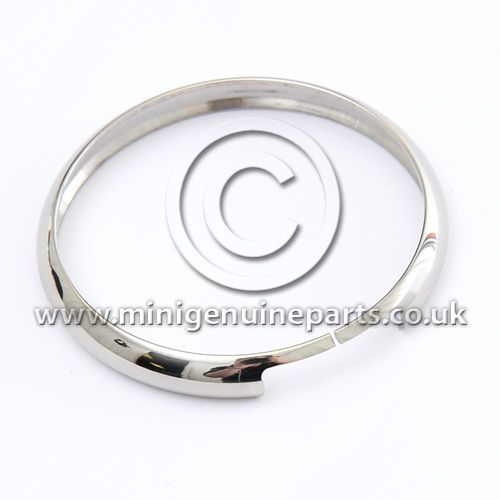 KeyFob Metal Surround - R55/R56/R57/R60