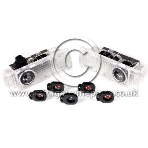 MINI LED Door Projectors - For all MINI models