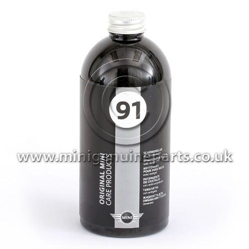Windscreen Washer Concentrate with antifreeze - 1000ml - Original MINI Car Care Products