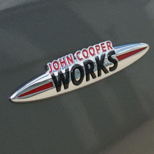 JCW Rear Boot Badge - R55/R56/R57/R60