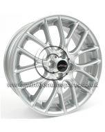 MINI R112 Silver wheel - 17 x 7 wheel only