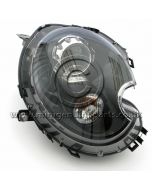 Black Xenon Headlamp Unit - Right Side - R55/R56 - March 2010 on only